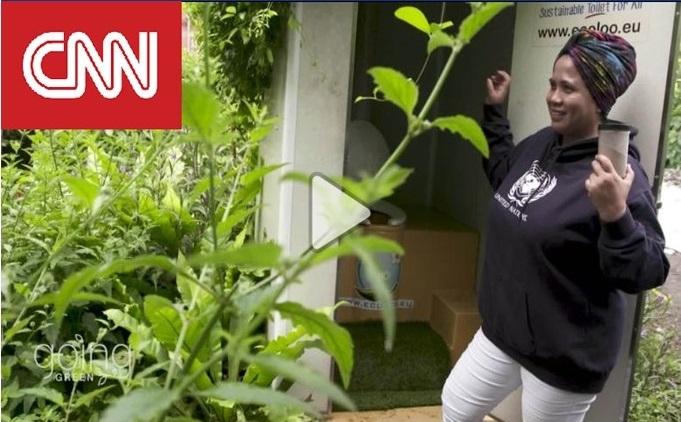 On CNN - Going Green